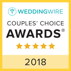 Kulik Photographic, WeddingWire Couples' Choice Award Winner 2018